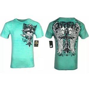 ARCHAIC AFFLECTION Mens T-Shirt LUSTROUS Premium